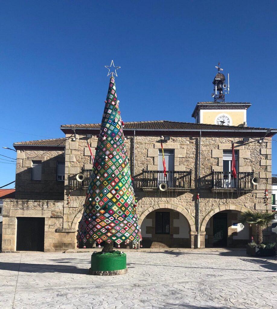 arboles de navidad más originales de españa salamanca