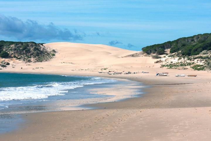 playa de bolonia viajar en autocaravana clickviaja