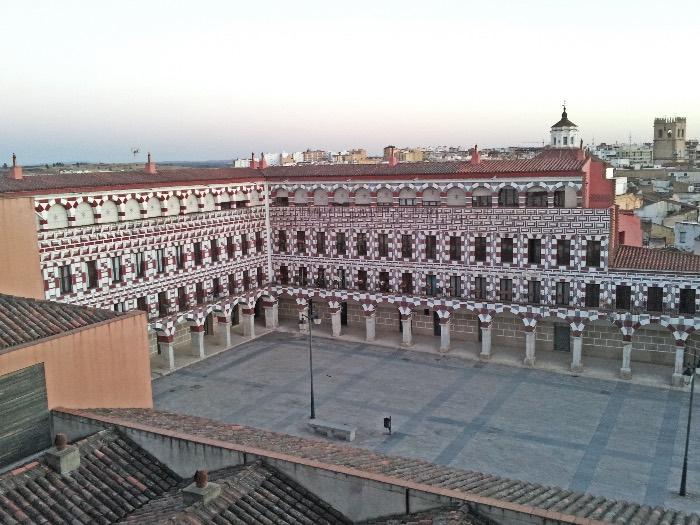 Cáceres, Mérida y Badajoz clickviaja